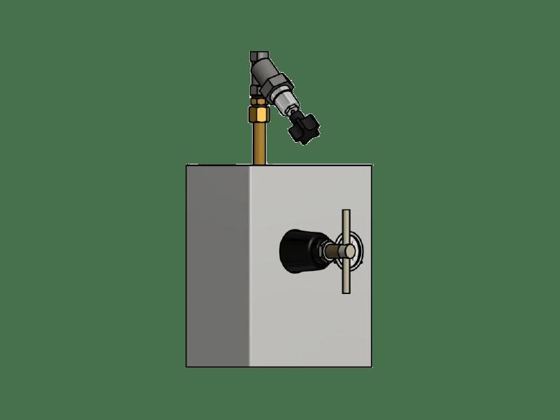 Contessi Pressure Regulating Box