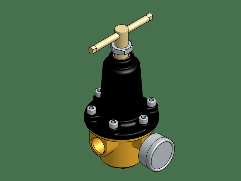 ATLC Contessi Pressure Regulators