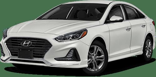 Hyundai Sonatas Car Image