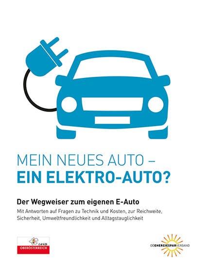 Mein neues Auto - ein Elektro-Auto?
