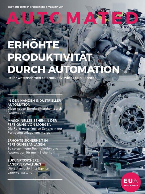 Erhöhte produktivität durch automation