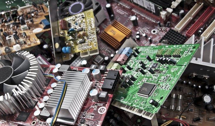 Die Elektroschrott-Krise bewältigen