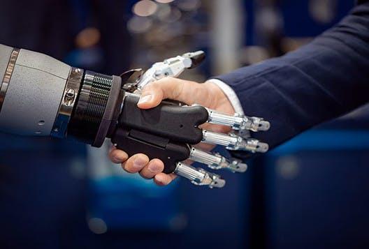 Are robots key to unlocking productivity?