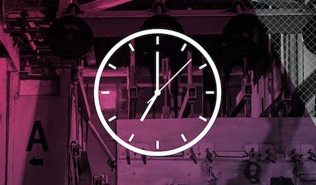 Jak w zegarku bez długich przestojów