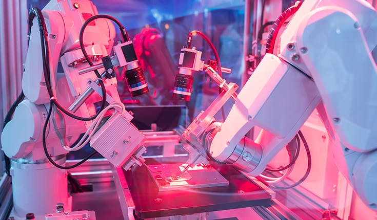 Using intelligent automation to optimise process and workflow