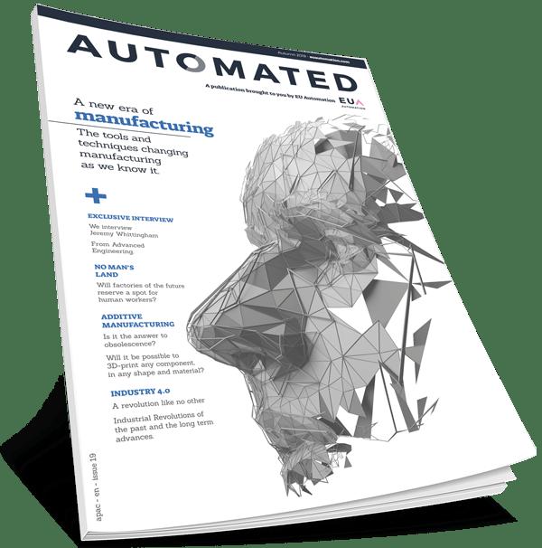 A new era of manufacturing