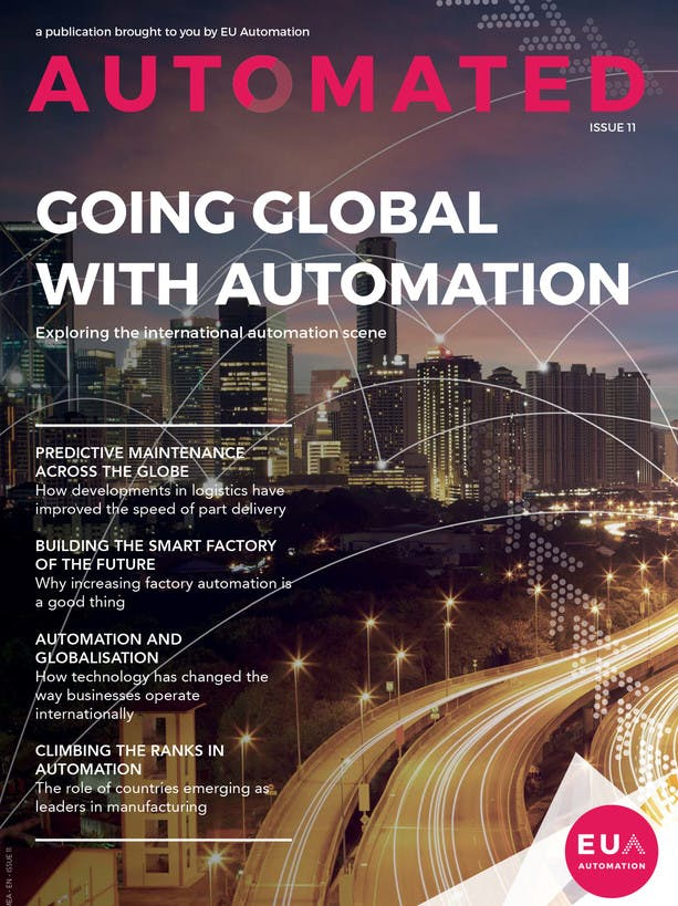 Going global with automation