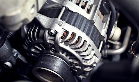 Piezas de automatización: restauradas o de segunda mano