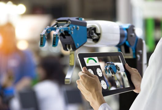 Shaping the future of Industrial IoT