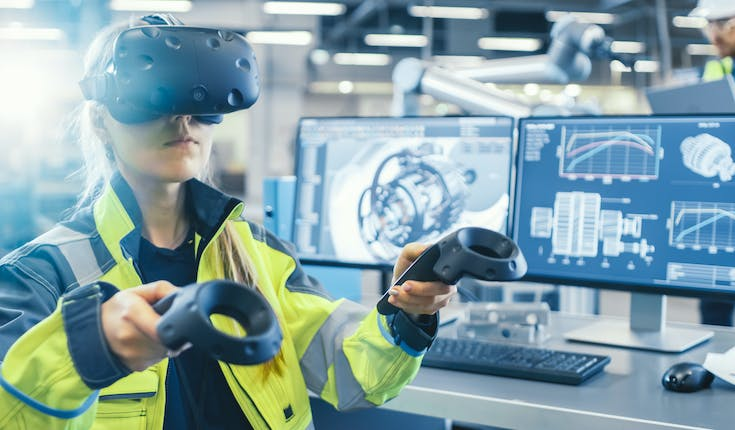 Augmented reality in manufacturing.