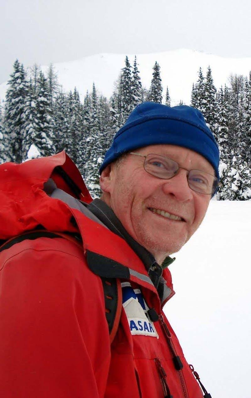 Dr. Bruce Jamieson.