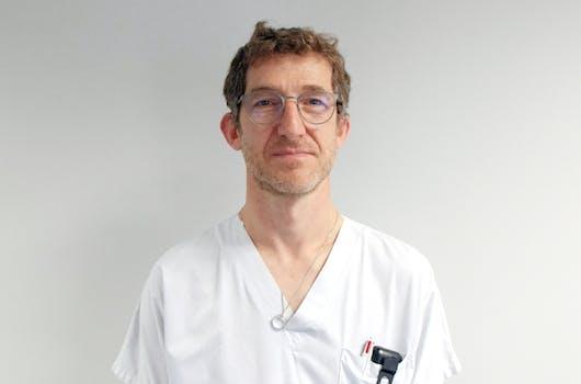 Photo du Docteur David Voirin