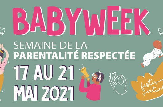 La Baby week avec la maternité du GHM de Grenoble