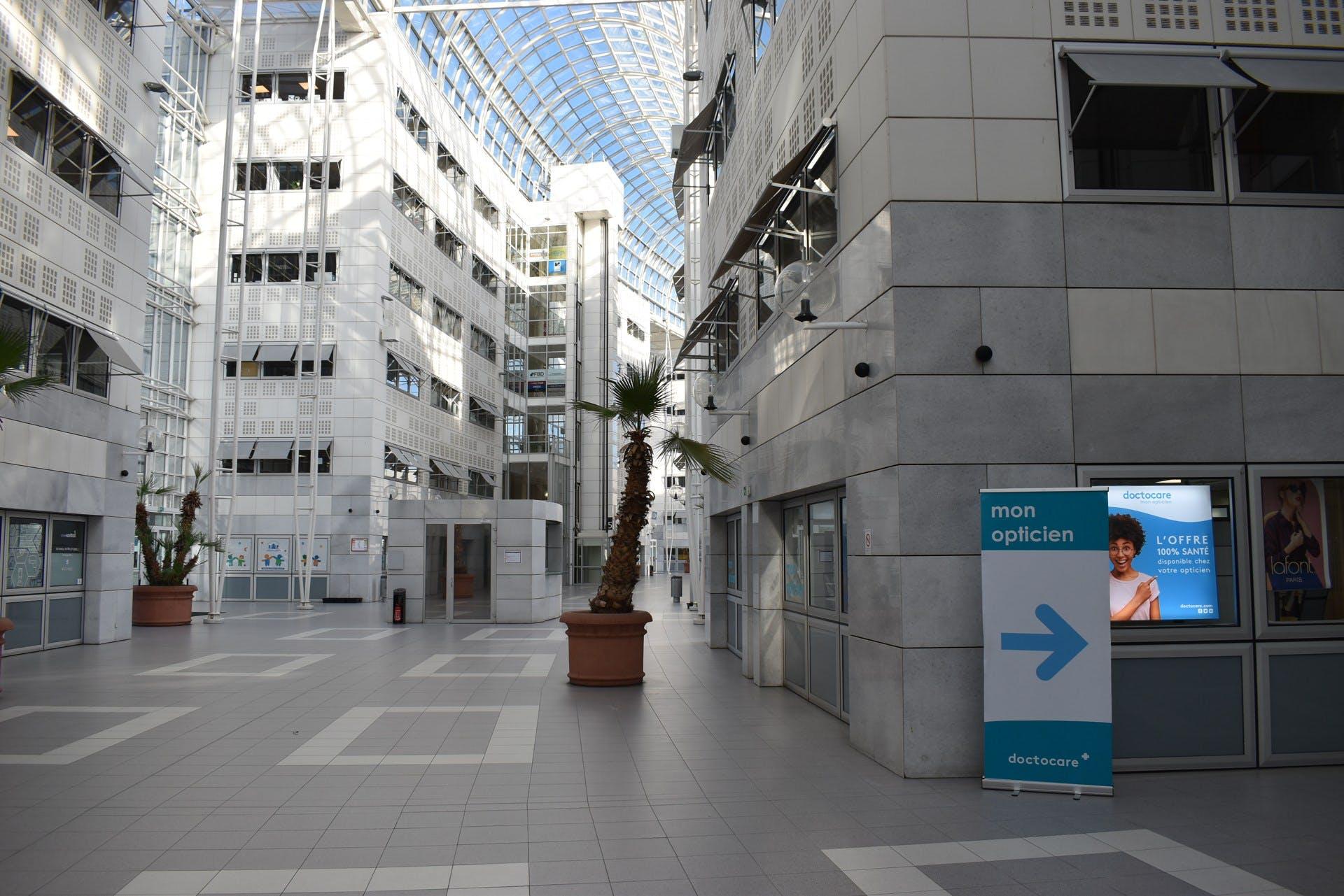 Centre de Santé Roissy Dôme