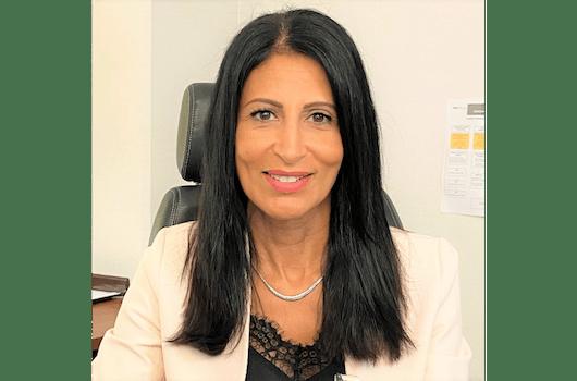 Tassadite Bessal, directrice de la clinique Saint-Jean l'Ermitage
