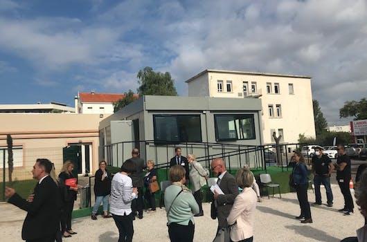 Clinique Bonneveine : inauguration des nouveaux locaux des consultations dédiées aux personnes en situation de handicap