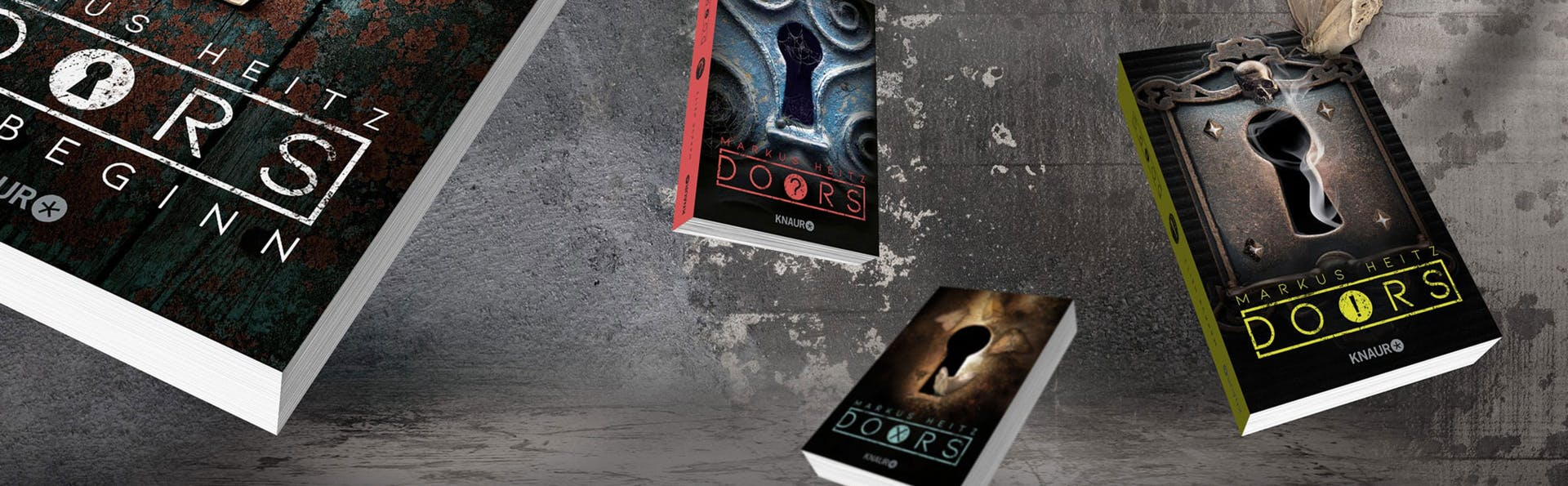 Droemer Knaur Doors Website