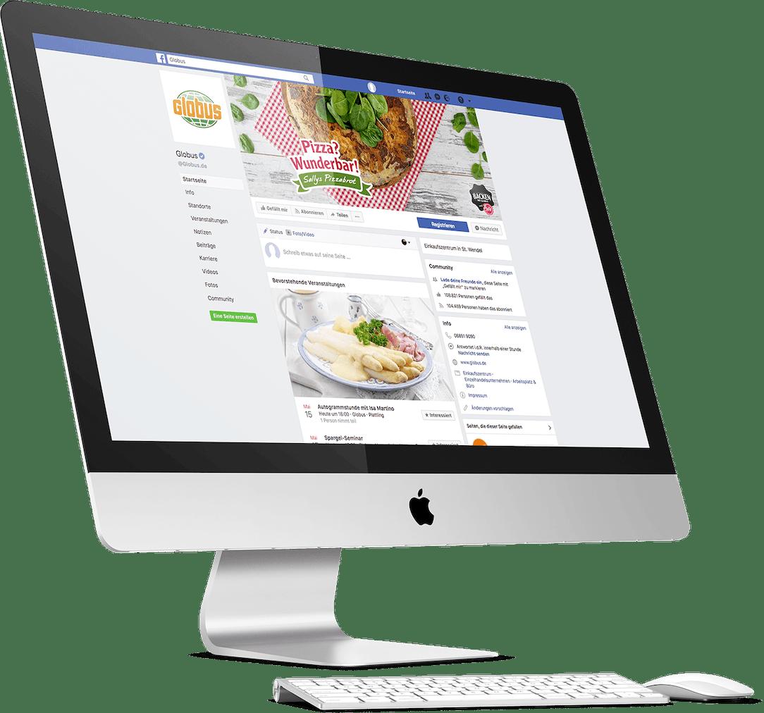 Globus Website