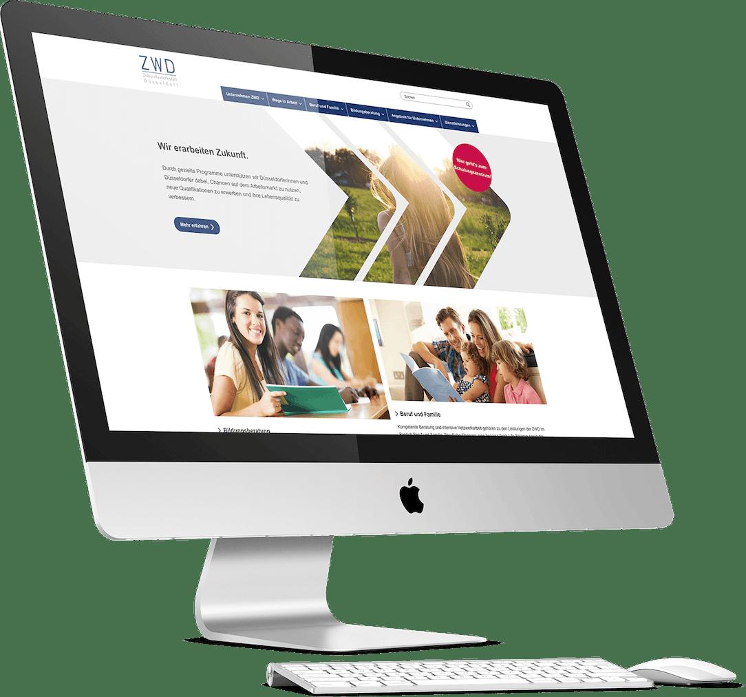 ZWD Website
