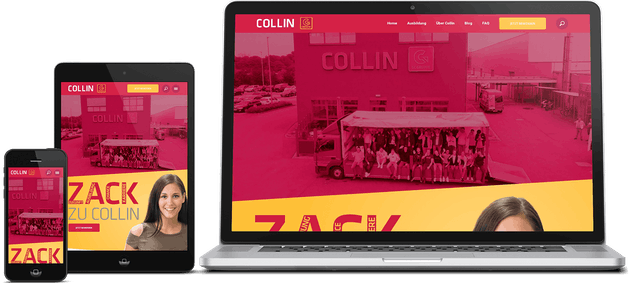 Collin Website