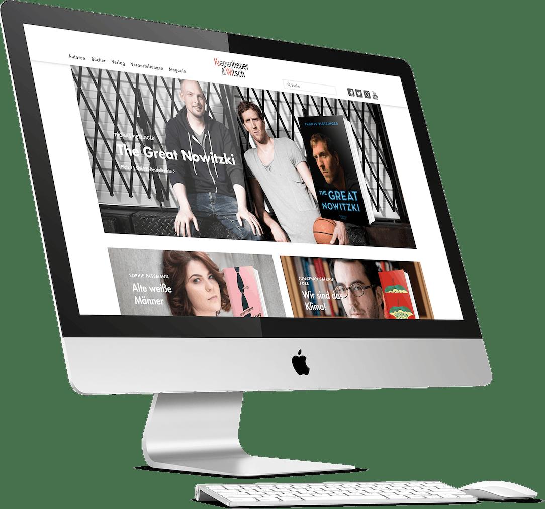Kiwi Website