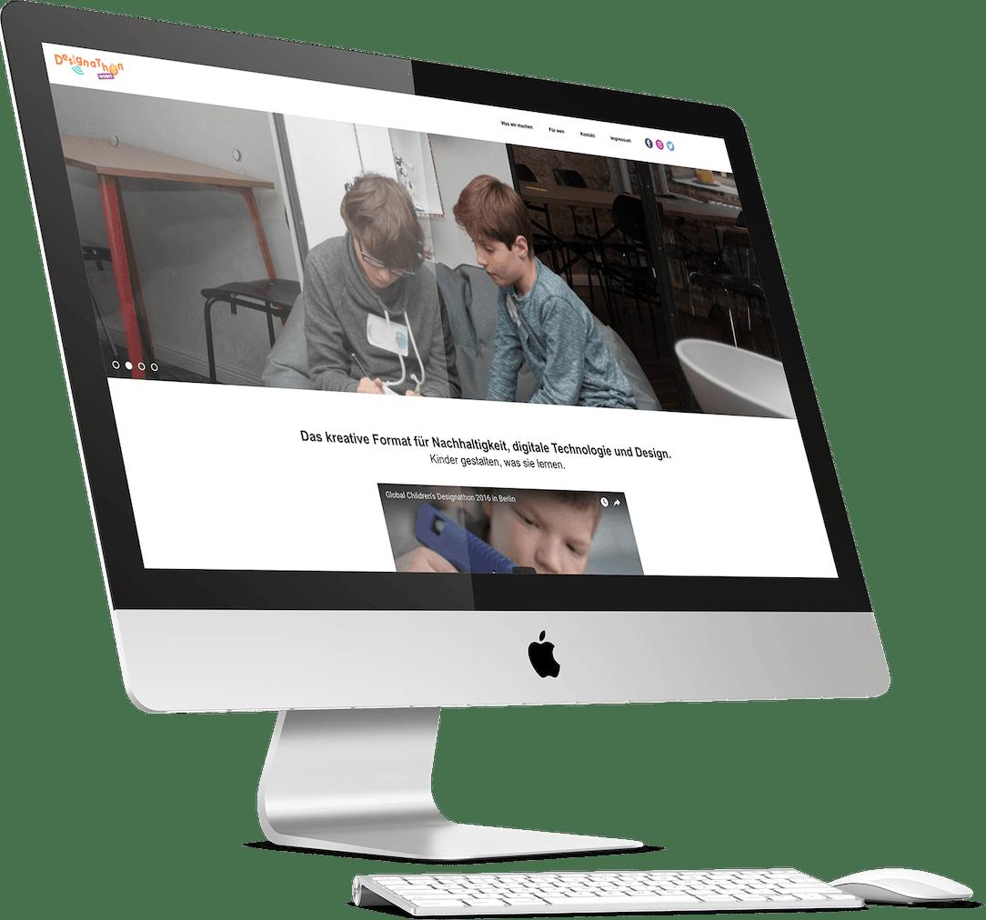 Designathon Website