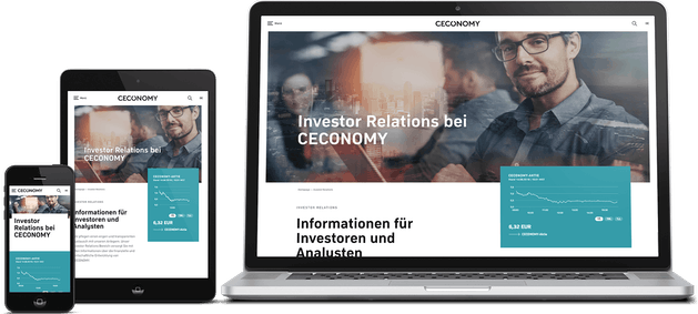 CECONOMY Website
