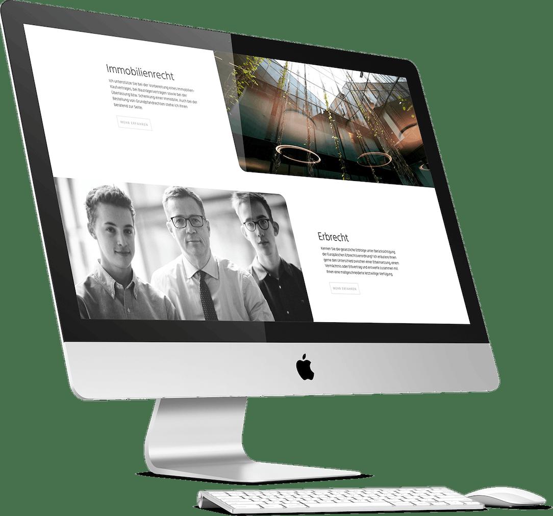 Notar Dr. Riemenschneider Website