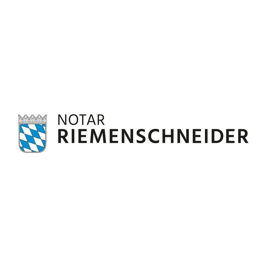 Notar Dr. Riemenschneider