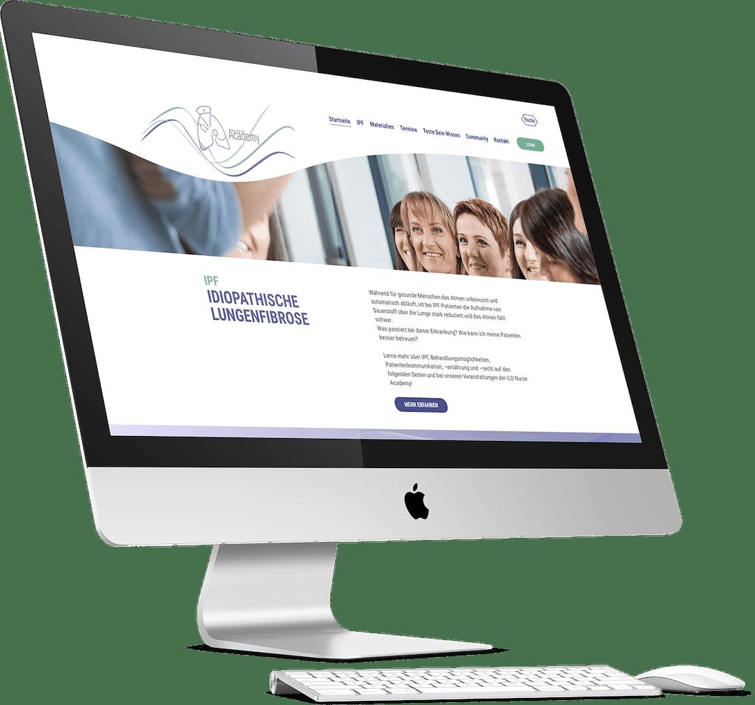 Roche Website