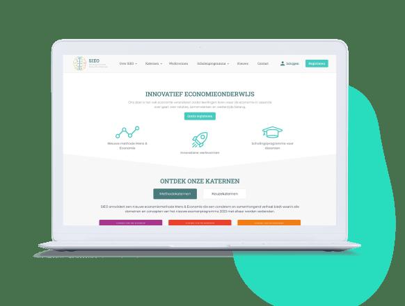 SIEO platform voor het economie onderwijs