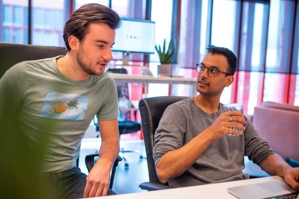 Programmeren online platform voor onderwijs Lequ