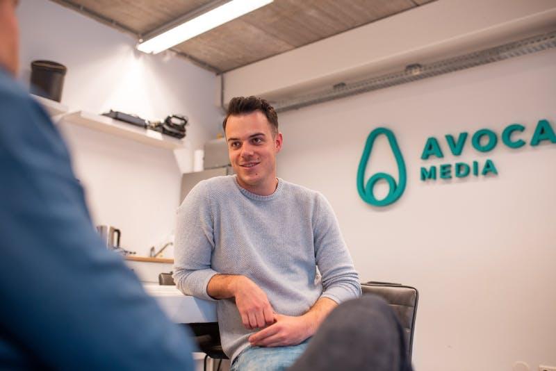 De nieuwste technieken voor digitale oplossingen, websites en online platforms door Avocado Media
