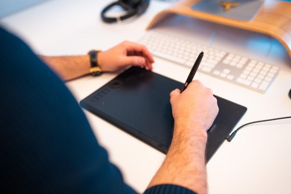 Design system ontwikkelen? Onze Amsterdamse digital agency Avocado Media helpt je graag