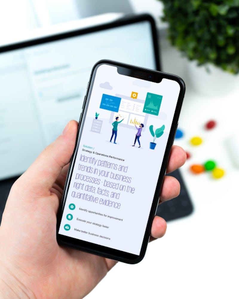 Website KPMG mobile Avocado Media