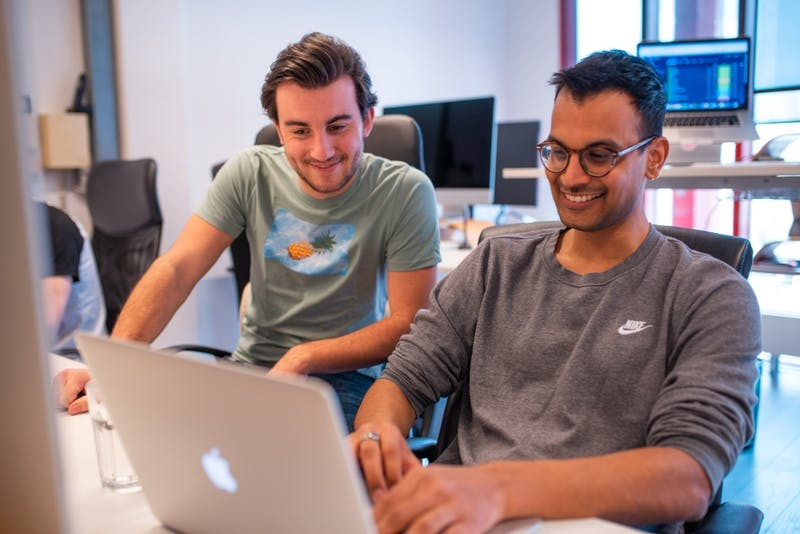 Concept en strategie. Digitale oplossingen, websites en online platforms door Avocado Media