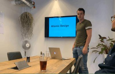 Atomic Design presentatie Avocado Media