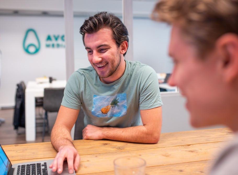 Een progressive web app laten bouwen door Avocado Media