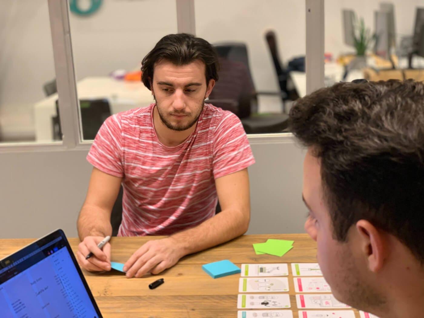Design system voor hoogwaardig webdesign Avocado Media