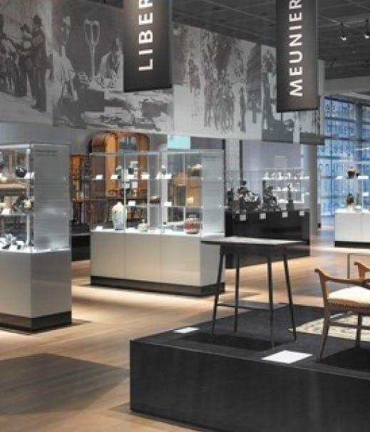 Development voor MuseumGoed, platform voor museumartikelen