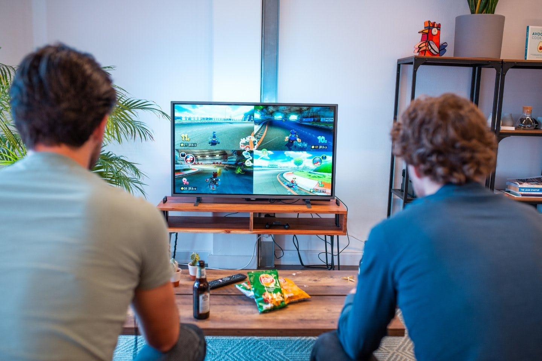 Hackathon applicatie met team - Mario Kart