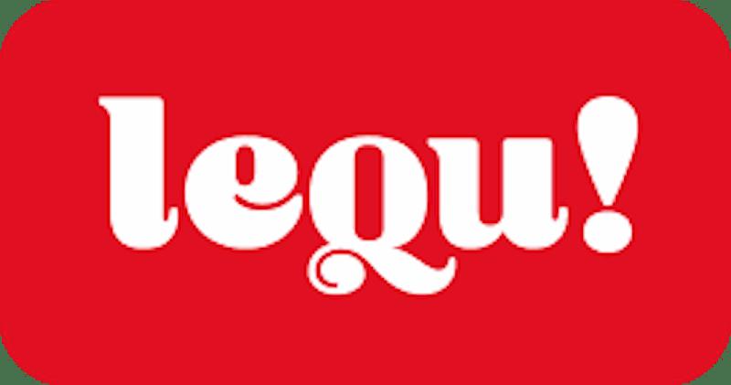 Logo Lequ. Onderwijs platform