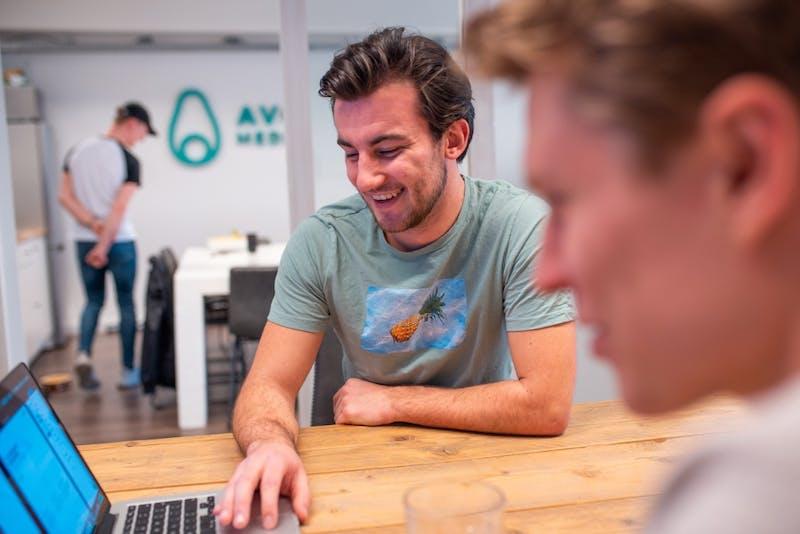 Het ontwikkelen van een MVP voor de doorontwikkeling naar een online platform