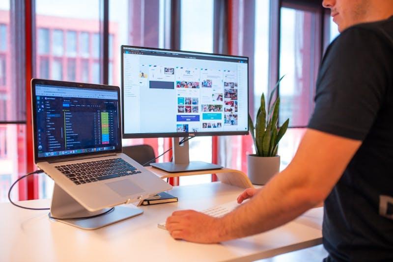 Webdesign voor hoogstaande websites en online platforms