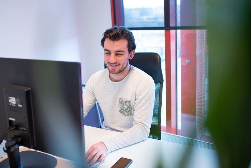 Doorontwikkeling en optimalisatie online platforms en websites door Avocado Media