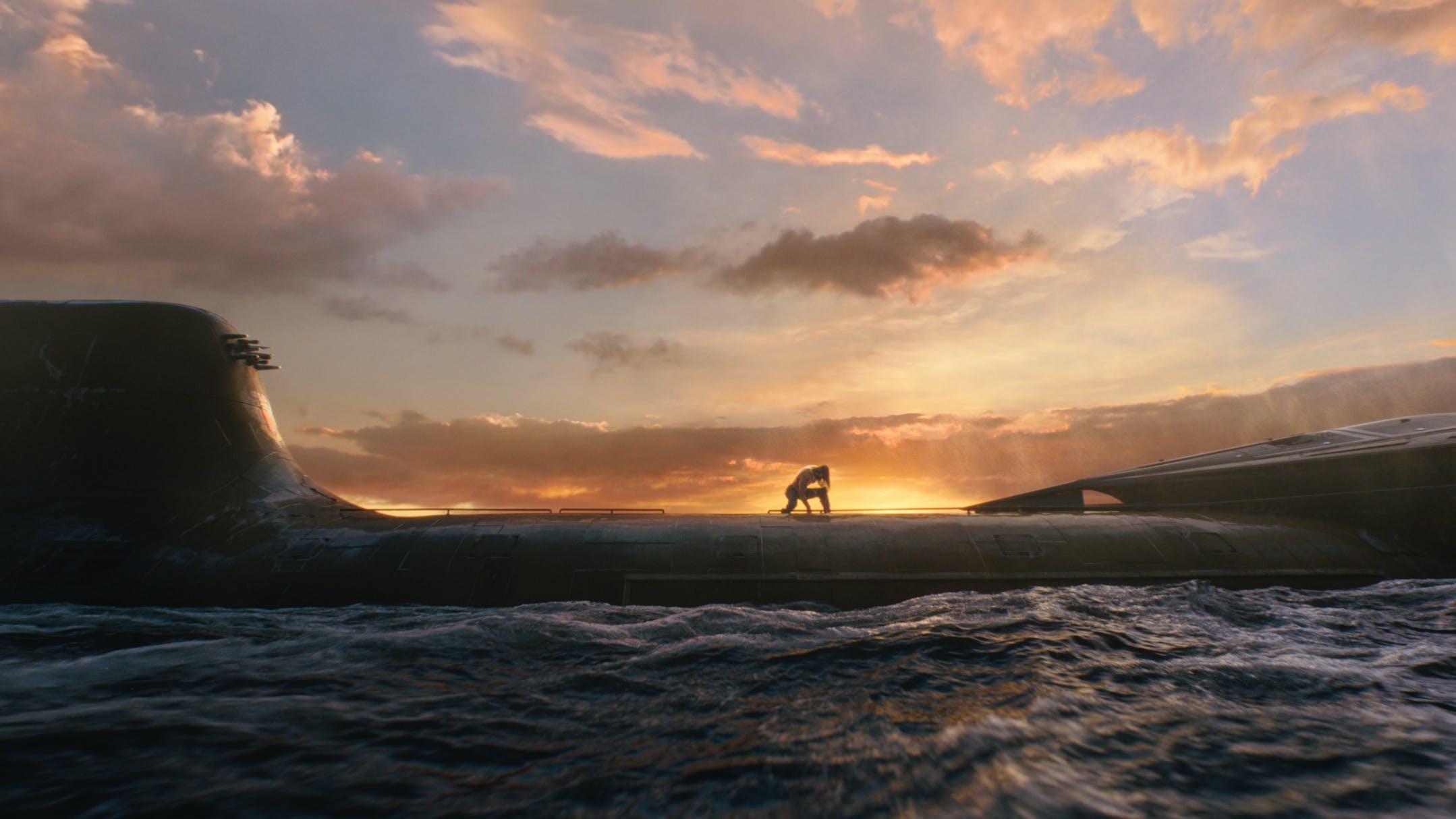 Scanline VFX. Aquaman. Cloud Rendering. Render Farm.