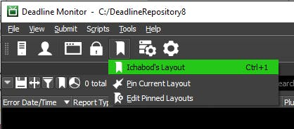 Deadline Monitor 4 - Interface Customization: Make a Layout Tailored to Your Needs