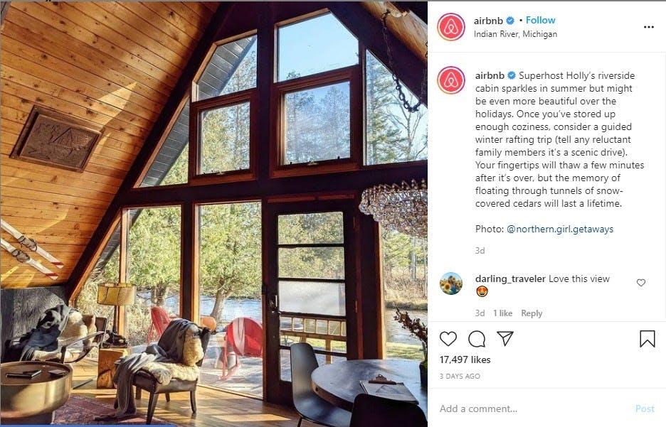 Airbnb, Digital Branding