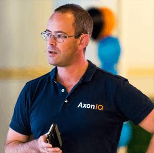 Frans van Buul, Evangelist at AxonIQ