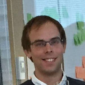 Greg Woods - software engineer at AxonIQ